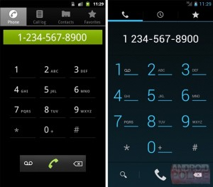 android dial